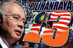 PRU 13 Najib